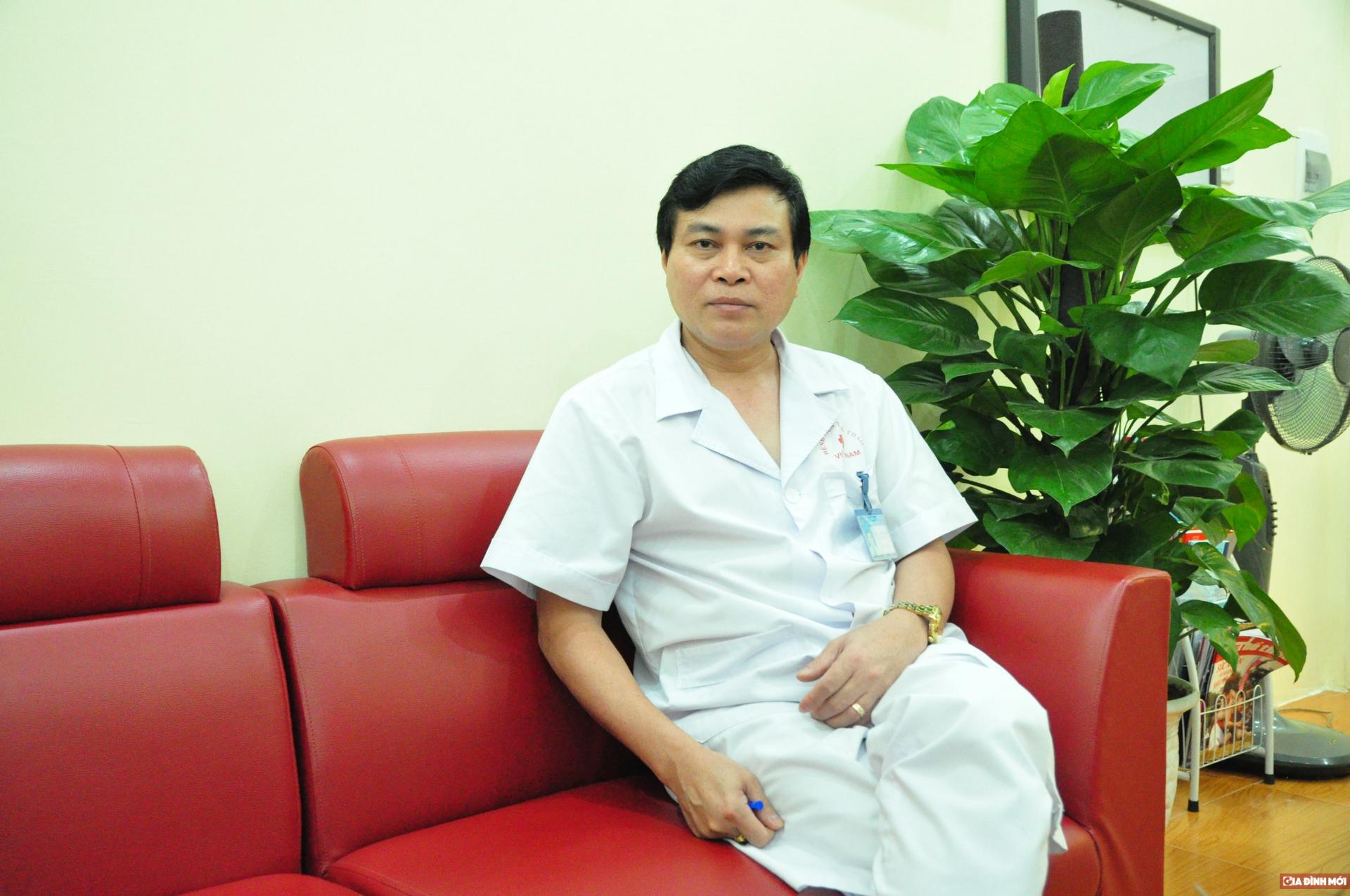 TS.BS Võ Tường Kha, Giám đốc Bệnh viện Thể thao Việt Nam
