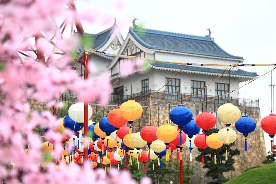 Trọn tháng vui chơi với lễ hội mặt trời mọc tại Hạ Long