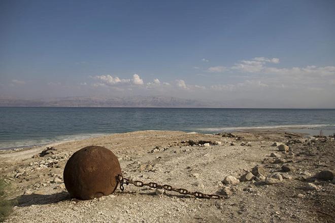 """Ai đã giải """"nỗi oan"""" cho Biển Chết?"""