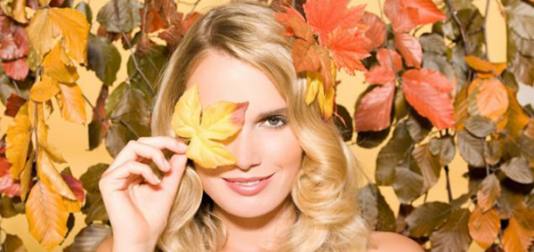 Mùa thu đem đến nhiều cảm xúc hơn cho phái đẹp