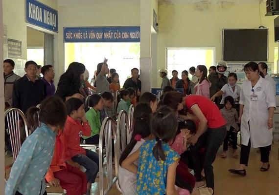 Vụ 170 học sinh ở Hà Giang ngộ độc tập thể: Thủ phạm có thể là thịt băm ôi thiu