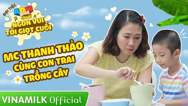 """Hé lộ sức hút của MV """"Sữa Chuối tranh tài"""" đối với các gia đình nghệ sĩ Việt"""