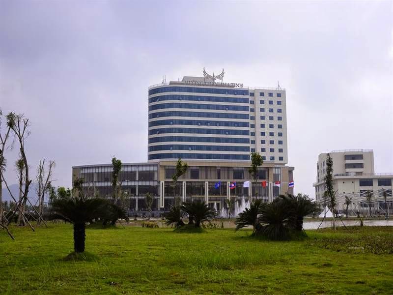 Khách sạn 4 sao Mường Thanh Grand Hà Tĩnh.