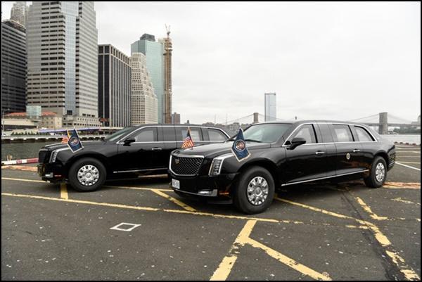 Siêu xe mới toanh của ông Trump khác gì với chiếc