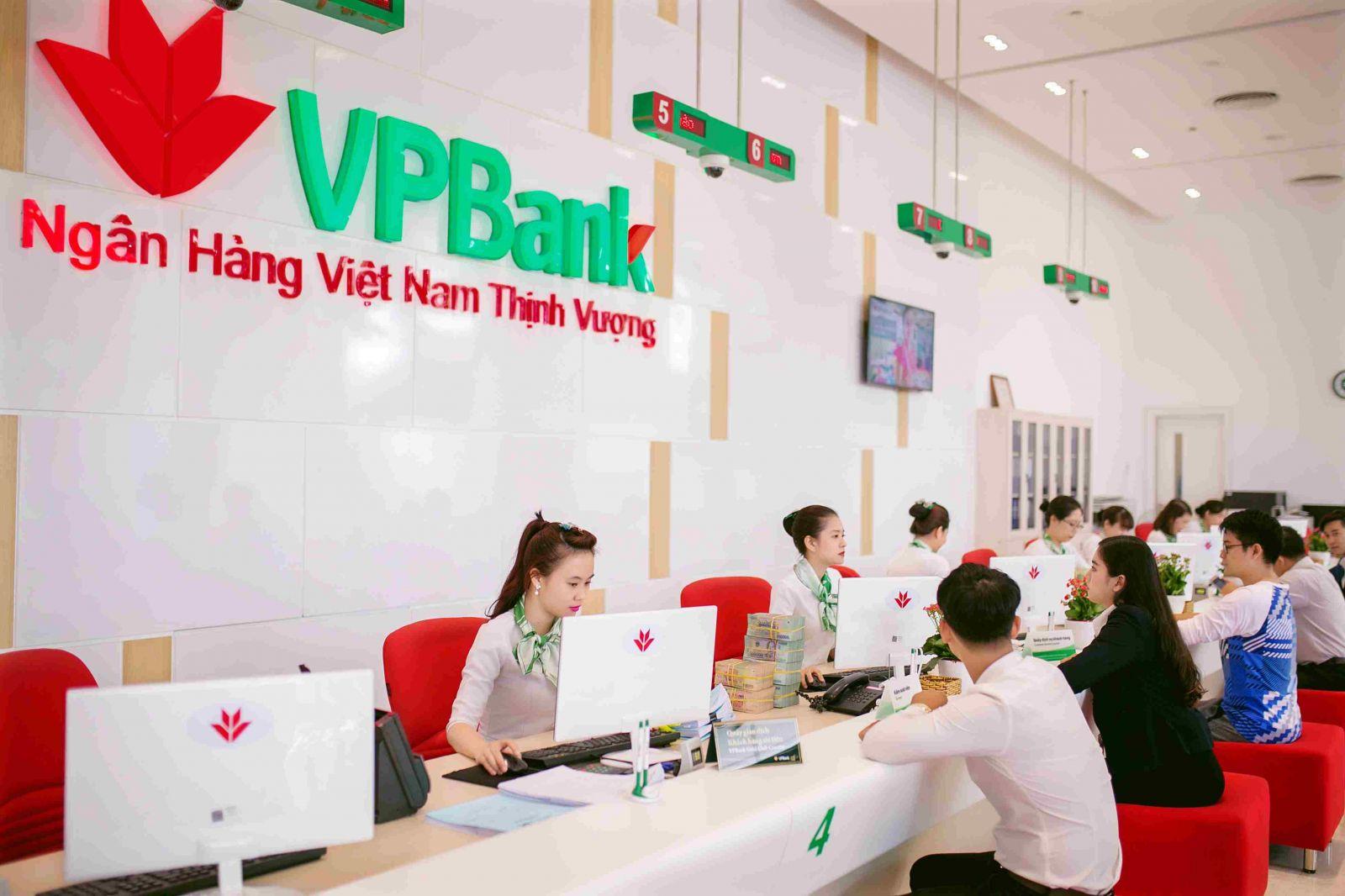 VPBank công bố lợi nhuận trước thuế trong 9 tháng