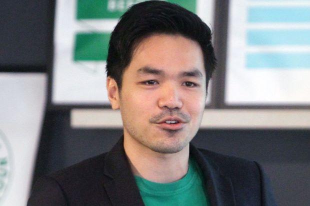 Ông Sean Goh - Giám đốc Grab Malaysia.