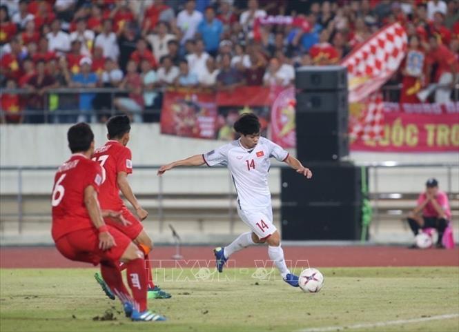 AFF Suzuki Cup 2018: 3 điểm đầu tiên cho ĐT Việt Nam