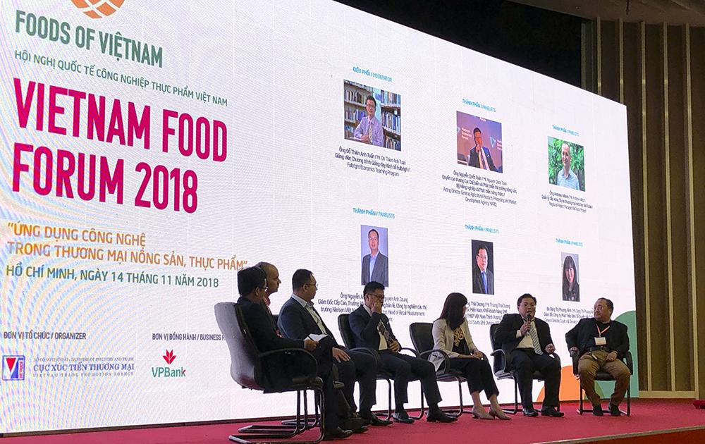 VPBank tạo điều kiện vay vốn cho các doanh nghiệp ngành thực phẩm