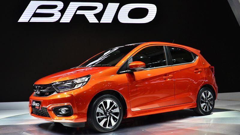 Giá xe cỡ nhỏ Honda Brio 2019 tại Việt Nam