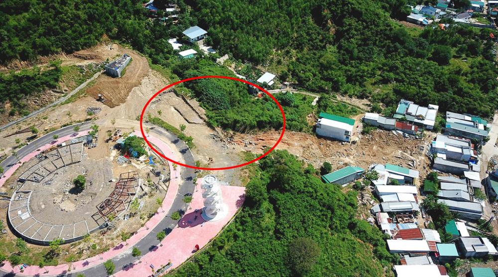 Sở Xây dựng yêu cầu tạm dựng tất cả các giao dịch tại dự án này