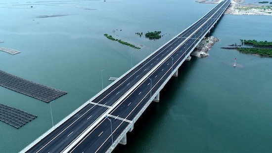Từ 1/12, cao tốc Hạ Long - Hải Phòng được chạy tốc độ 100km/h