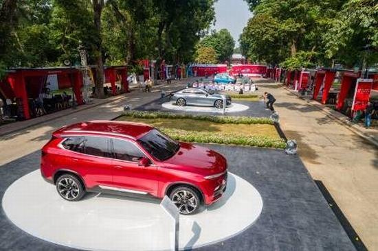VinFast sẽ ra mắt tại Cần Thơ, Nha Trang, Đà Nẵng, Hà Tĩnh