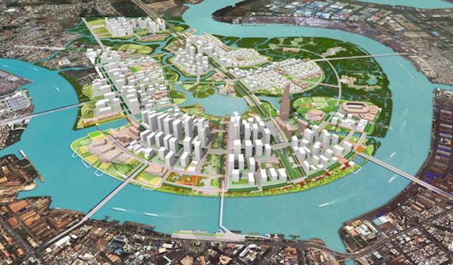 """Hàng loạt khu đô thị """"ôm đất"""" rồi """"treo"""" dự án sắp bị thu hồi"""