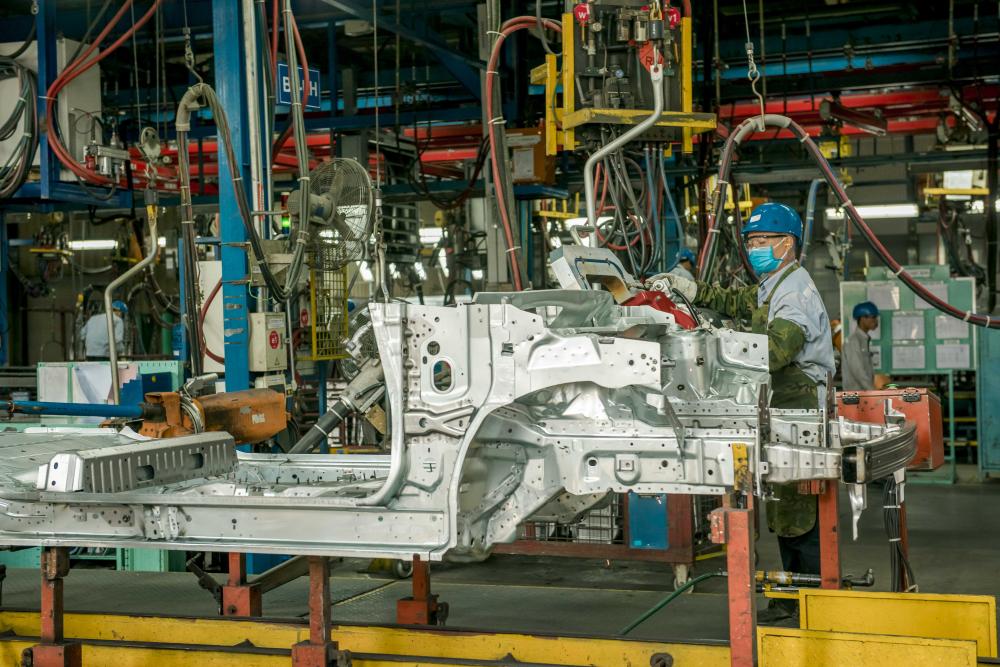 Xuất xưởng EcoSport thứ 20.000, khẳng định vị thế vững chắc trong phân khúc SUV đô thị cỡ nhỏ