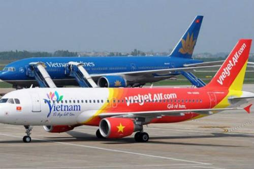 Các hãng hàng không tăng hơn 134.000 chỗ phục vụ Tết