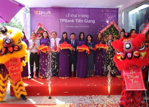 TPBank khai trương chi nhánh mới tại Tiền Giang