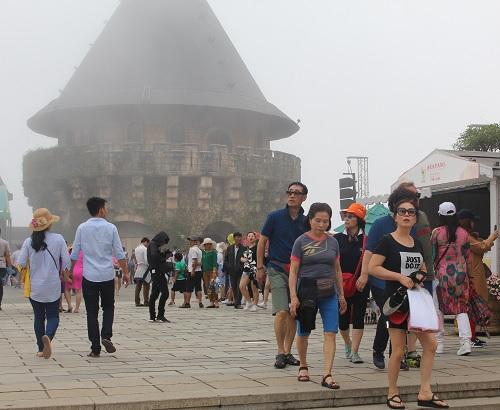 Hơn 158.000 lượt khách tham quan, du lịch đến Đà Nẵng dịp Noel và Tết Dương lịch 2019