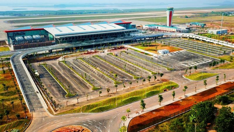 Chiêm ngưỡng thiết kế ấn tượng mang vẻ đẹp Hạ Long của sân bay quốc tế Vân Đồn