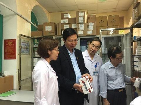 Hà Nội: Phạt hơn 7 tỷ đồng với 415 cơ sở vi phạm trong lĩnh vực y tế 0