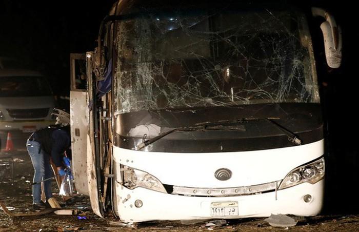 Đánh bom ở Ai Cập: Tin mới nhất về các nạn nhân còn lại
