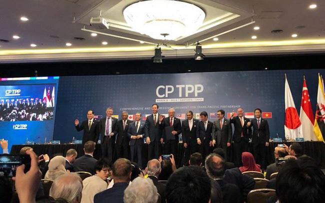 Việt Nam chính thức gia nhập CPTPP