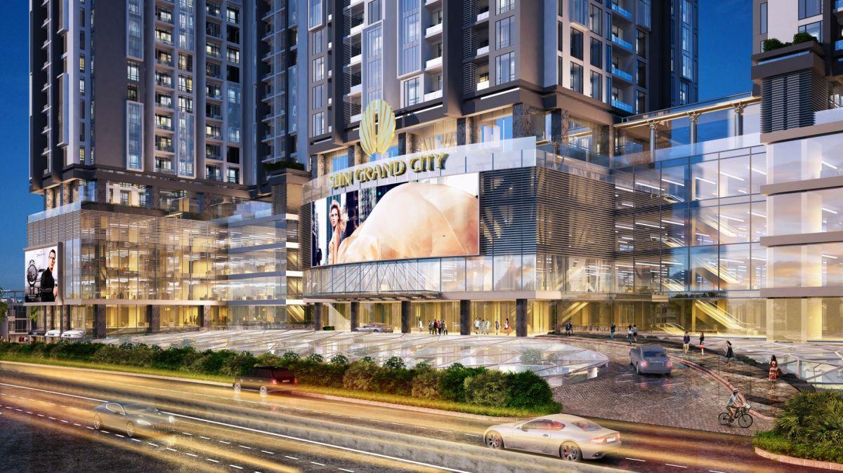 Sun Group khai trương trung tâm thương mại Sun Plaza đầu tiên tại Hà Nội