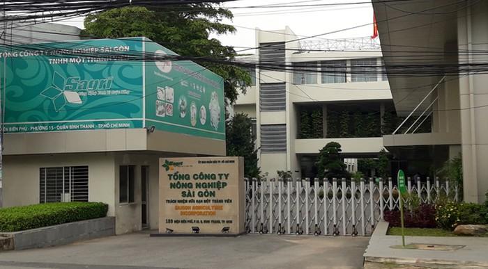 Cảnh cáo TGĐ Công ty Nông nghiệp Sài Gòn