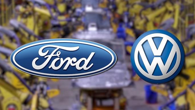 Tập đoàn Volkswagen và Cty Ford Motor thiết lập liên minh sản xuất ô tô toàn cầu
