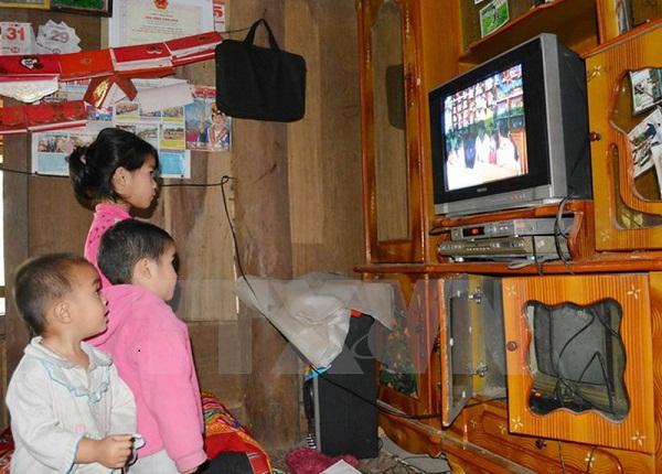 Năm 2019, triển khai hỗ trợ 500.000 đầu thu truyền hình số cho người nghèo