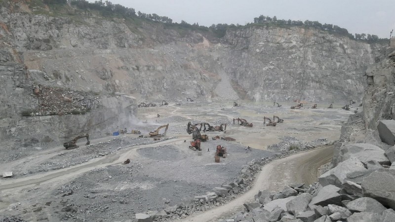 Tháo gỡ khó khăn trong việc xuất khẩu khoáng sản làm vật liệu xây dựng
