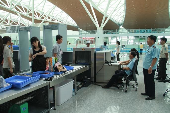 Sân bay, cửa khẩu quốc tế được lắp đặt hệ thống cảnh báo phóng xạ