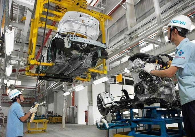 Tạo điều kiện cho doanh nghiệp sản xuất, lắp ráp, nhập khẩu ô tô phát triển