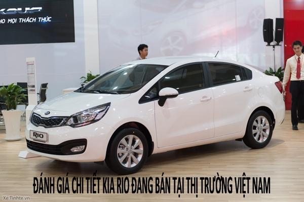 Đánh giá xe Kia Rio sedan: Vận hành, ưu điểm, nhược điểm, giá bán