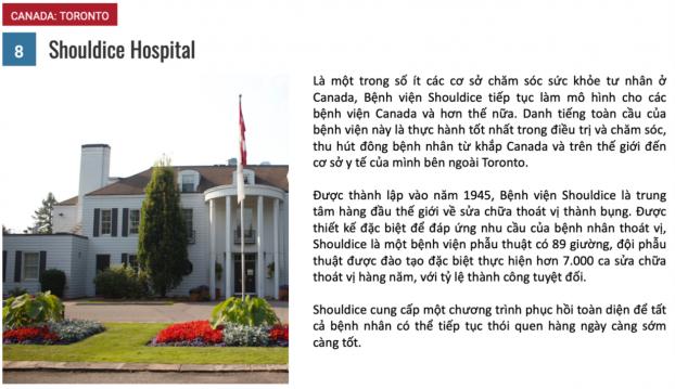 10 bệnh viện du lịch y tế tốt nhất năm 2018 7