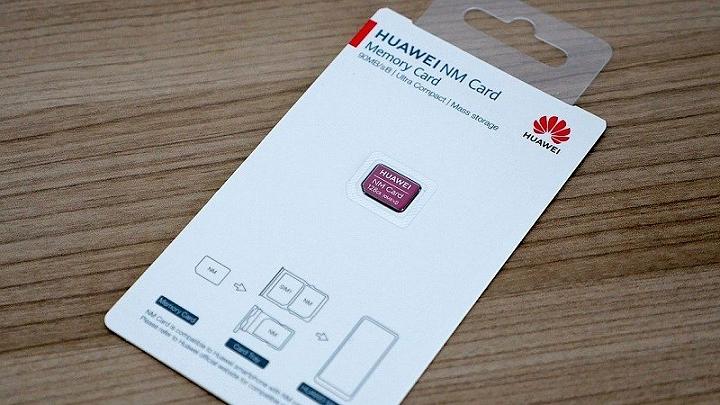 Hiệu năng thẻ nhớ Huawei NM bị thổi phồng