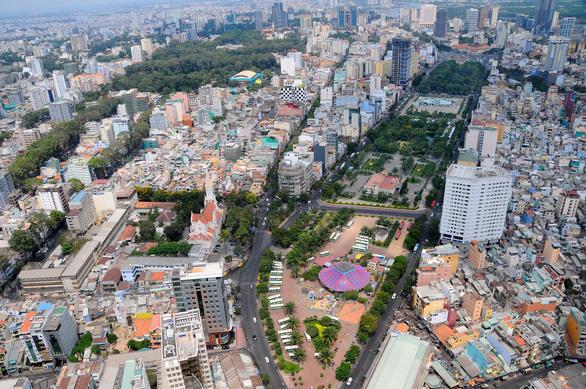 TP.HCM: Duyệt nhiệm vụ thi tuyển thiết kế quy hoạch công viên 23 tháng 9