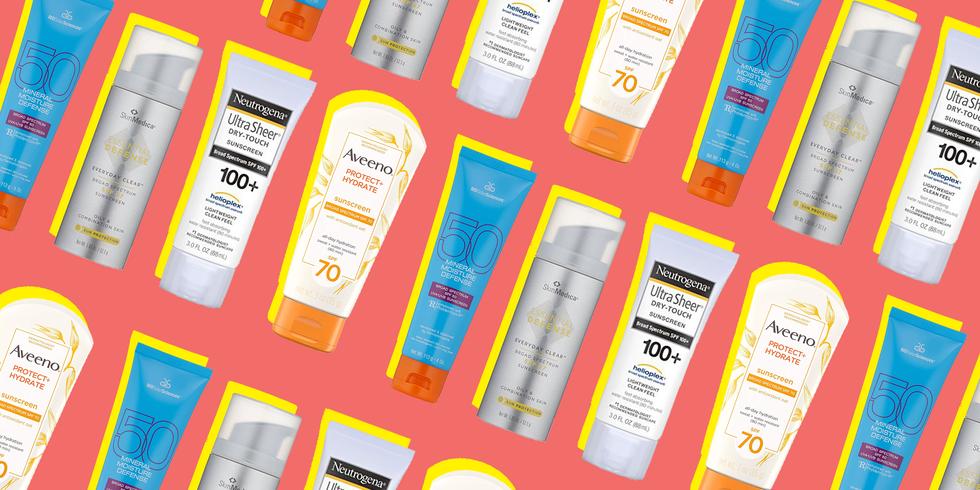 Xếp hạng 10 thương hiệu kem chống nắng tốt nhất 2019 cho mọi loại da