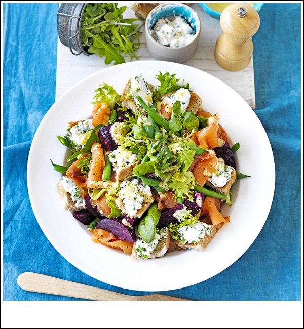 3 loại salad dễ làm