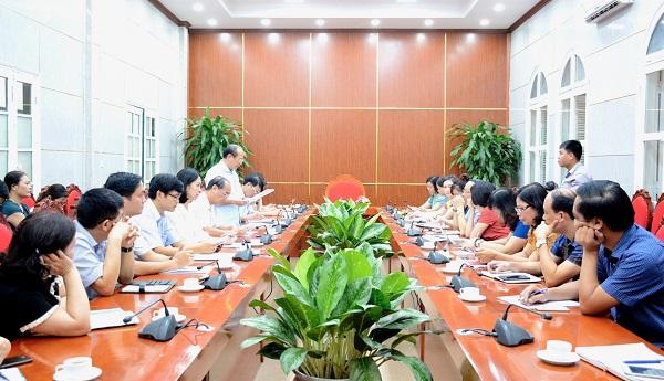 Bộ GD-ĐT đề nghị Sở GD-ĐT Hà Nội thanh tra những cơ sở giáo dục mang danh quốc tế