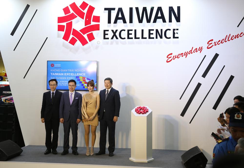 Trải nghiệmnhững sáng kiến, công nghệ mới nhất tại Taiwan Expo 2019