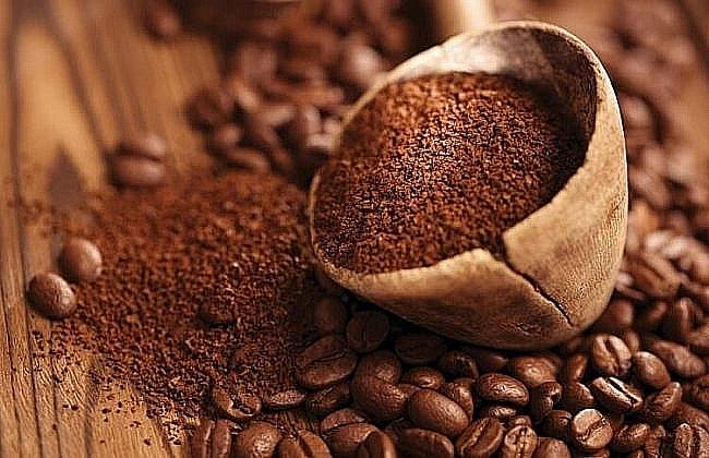 Giá cà phê đồng loạt giảm xuống mốc 33.000 đồng