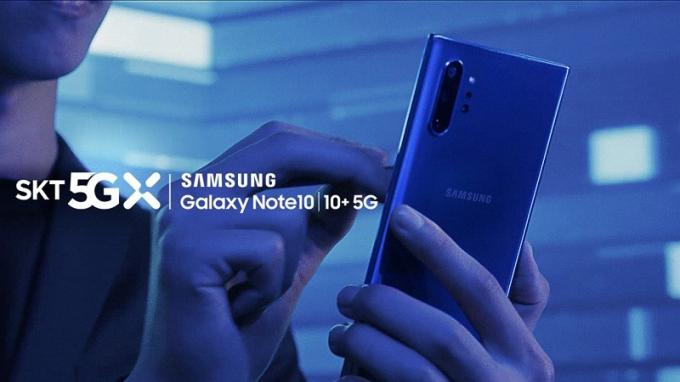Galaxy Note 10 đã có hơn 1,3 triệu đơn đặt hàng tại Hàn Quốc