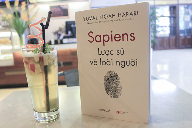 """""""Sapiens: Lược sử về loài người""""  - Cuốn sách đáng đọc về 70.000 năm lịch sử"""