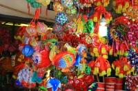 Đồ chơi Trung thu made in Vietnam được lựa chọn nhiều ở phố Hàng Mã