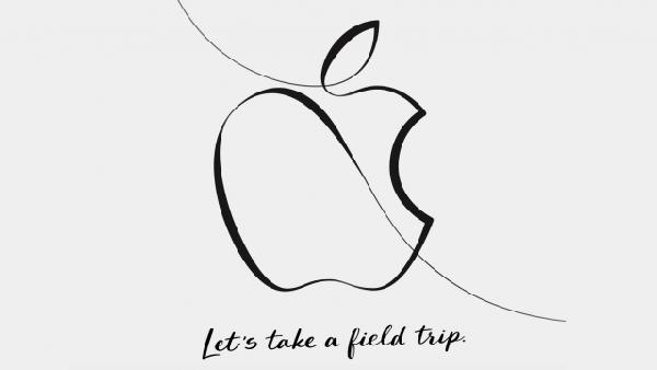 Apple gửi thư mời sự kiện ngày 27/3 với ưu tiên cho giáo dục