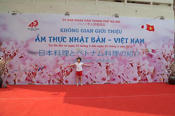 Không gian ẩm thực Việt – Nhật ngay giữa lòng Hà Nội