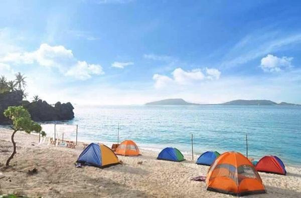 Dịp 30/4, muốn du lịch ngắn ngày, hãy thử trải nghiệm cắm trại