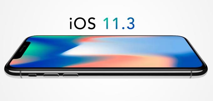 Người dùng đánh giá cao iOS 11.3 của Apple