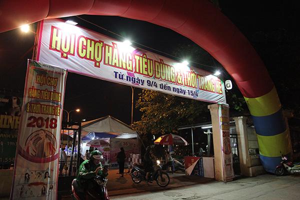 Hội chợ diễn ra từ 9 – 15/4 tại Cung thể thao Quần Ngựa, 30 Văn Cao, Liễu Giai, Quận Ba Đình, Hà Nội.