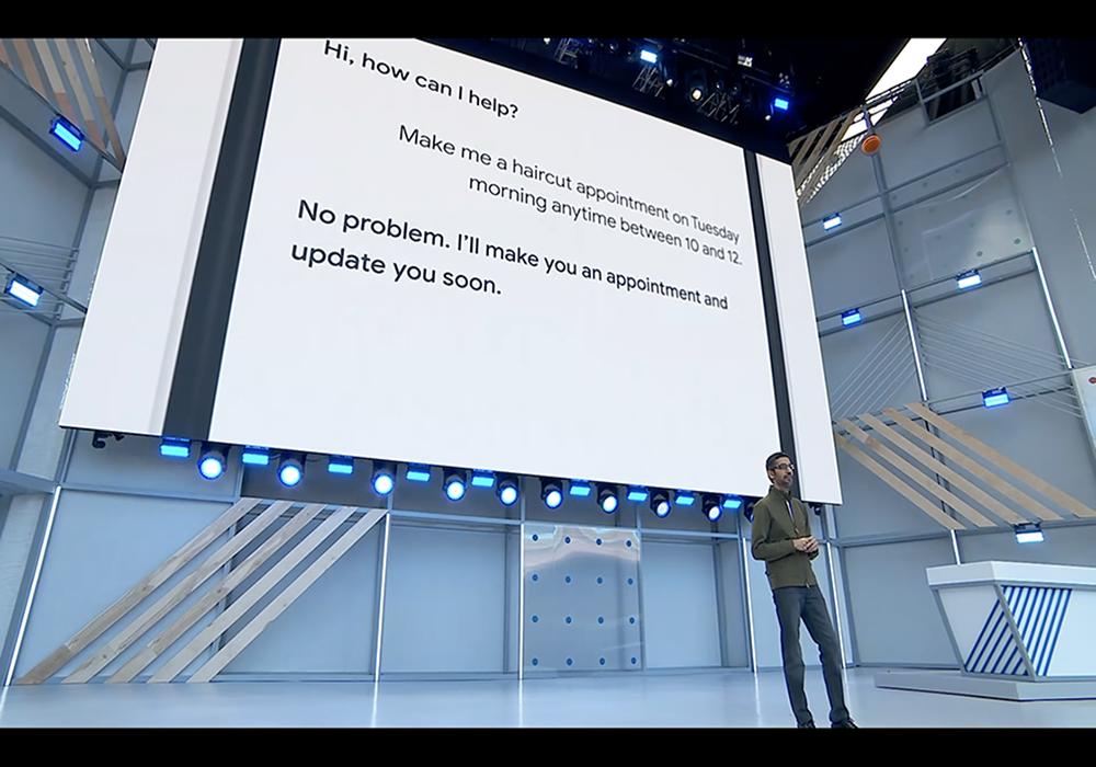 Trí tuệ nhân tạo của Google quá giống người